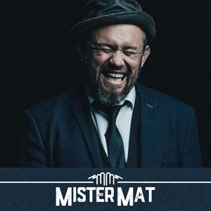 MisterMat concert