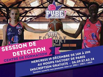 Journée de détection avec le PVBC à Paris