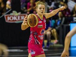 Interview de Laure Mercier, capitaine de l'équipe une !