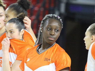 Interview : Anne lise Mipoka, de Bourges au PVBC