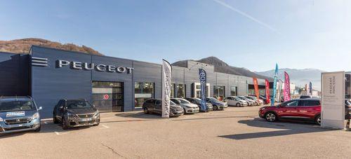 Peugeot Voiron et la nouvelle 208 s'installent à Chautard