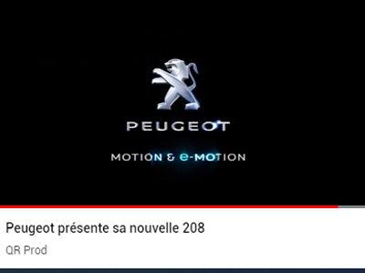 Soirée de lancement de la nouvelle 208 avec Peugeot Voiron