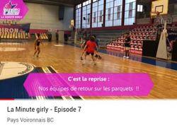 La minute Girly épisode 7