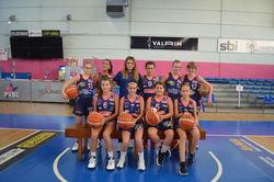 Equipe U13D1 de Flavie