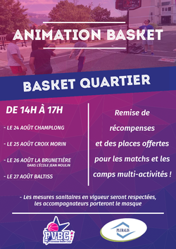 Basket Quartier