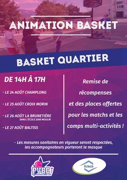 Basket Quartier