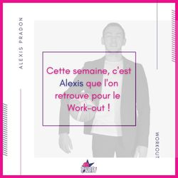 Work-out semaine du 22/02/2021