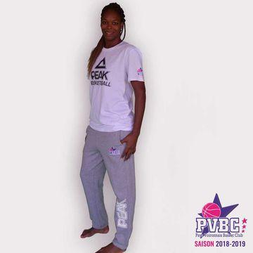 Pantalon gris PEAK