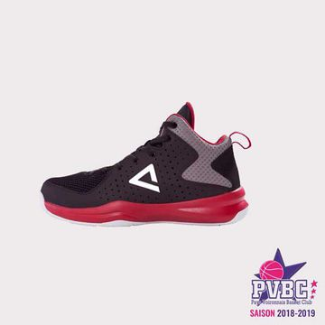 Baskets PEAK Thunder black/red