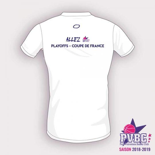 """Tee-shirt """"Ramenez la coupe à la maison"""" - image 3"""