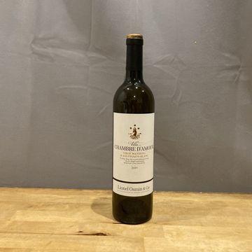 """Vin blanc moelleux """"Chambre d'amour"""""""