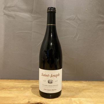 """Vin Rouge """"Saint Joseph"""" 2018 (côte du Rhône)"""