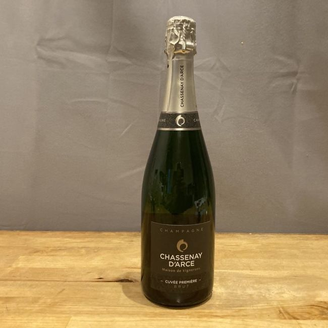 Champagne Chassenay D'Arce Brut