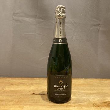 Champagne Chassenay D'Arce Brut, carton de 6