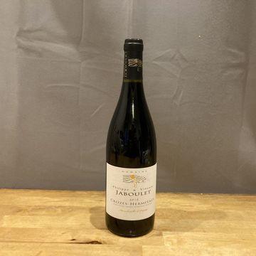 """Vin Rouge """"Crozes Hermitage"""" 2017  (côte du Rhône), carton de 6"""